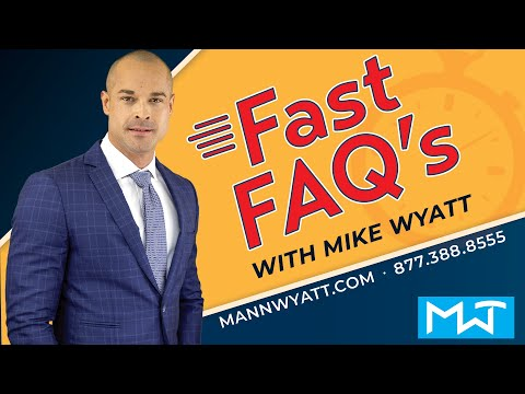 30 Second FAQ: Why hire an attorney ASAP after a car accident?