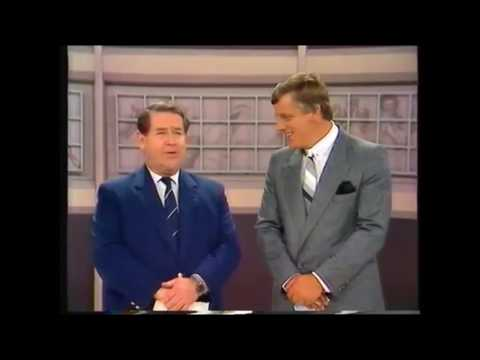 Ron Casey and Sandy Roberts final show of World of Sport