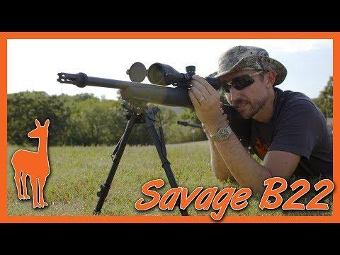 Savage B22 FV-SR Final Review! The all-duty precision rimfire rifle