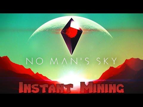 No Man's Sky - Instant Mining Mod Spotlight