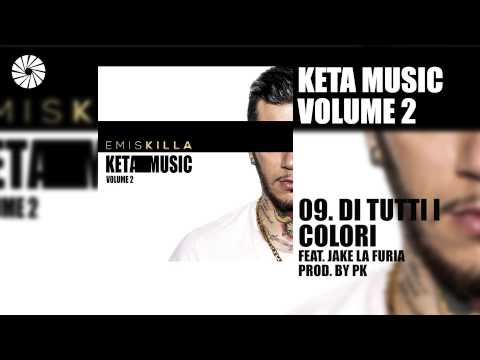 Emis Killa - Di tutti i colori (feat. Jake La Furia) - prod. by Pk - (Audio HQ)