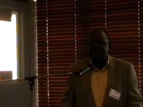 4/5 South Sudan [pre]-Independence Conference in Australia: Theme 3