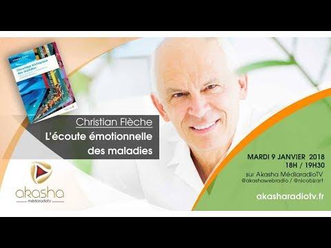 Christian Flèche | L'écoute émotionnelle des maladies