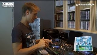 Armin van Buuren previews CD2 of his new album