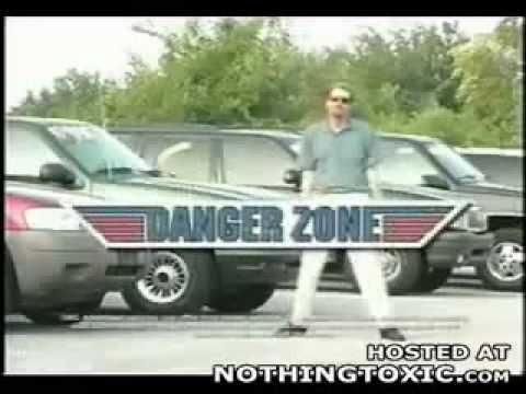 Car Salesman Gets Hit By Car