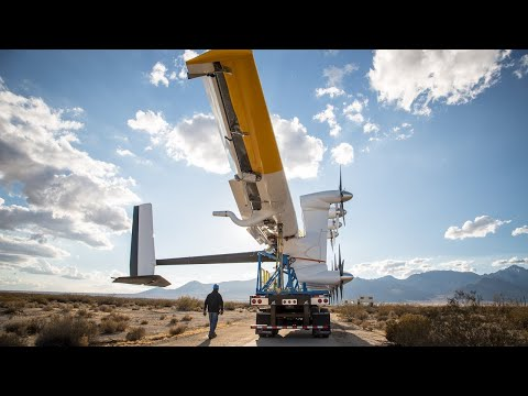 Pulling Power from the Sky: The Story of Makani [Feature Film] - X, the moonshot factory