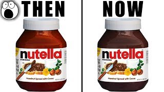 Foods They Don't Want You To Know Have Secretly Changed
