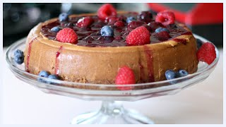 Recipe: Delicious Cheesecake (gluten-free)
