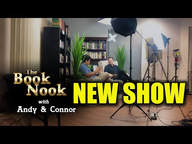 Announcing the Book Nook!