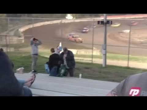 Captain Quick Nick Kennedy wins track championship at 5 Mile Point Speedway