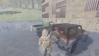 H1Z1: Just Survive - PVP - Base building - Solo Survival - Steam Controller #16