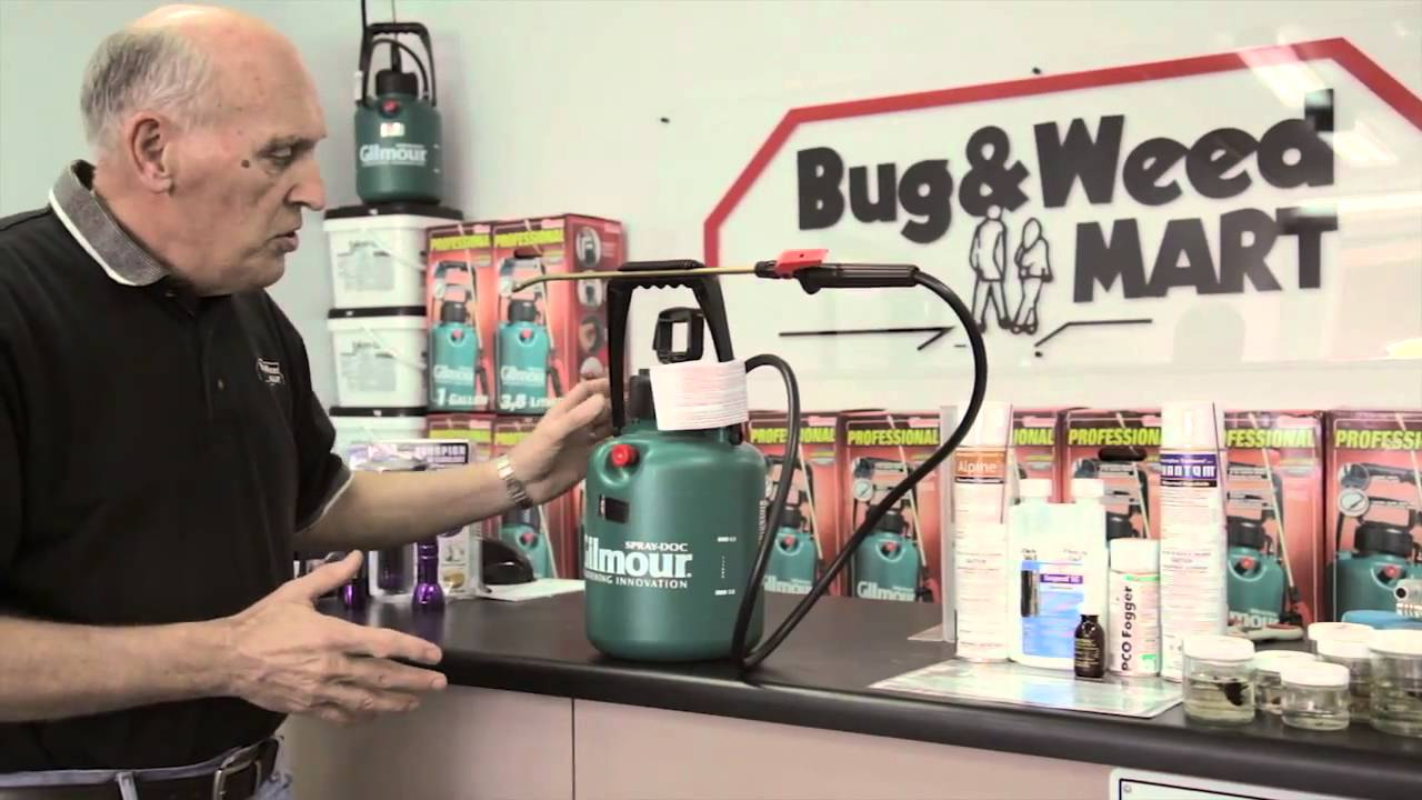 Do it yourself pest control sprayer youtube solutioingenieria Image collections