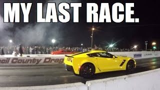 Why I QUIT Drag Racing... (for now)