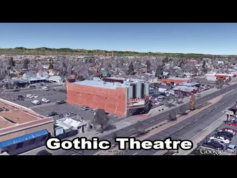 Gothic Theatre - Englewood, Colorado - Denver - Salle de concert
