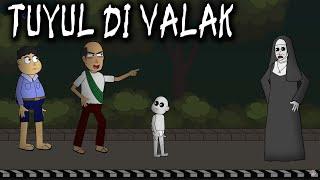 Tuyul di Valak | Animasi Horor Kartun Lucu | Warganet LIfe