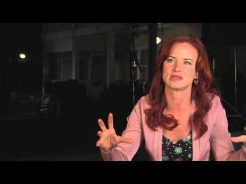 August: Osage County: Juliette Lewis On The Dinner Table Scene 2013 Movie Behind the Scenes