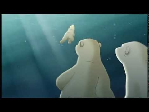 The Little Polar Bear - At the Beginning