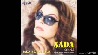 Nada Obric - Da l' su godine - (Audio 2001)