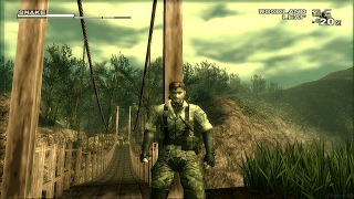 Metal Gear Solid 3: Subsistence - Trailer & Gameplay HD (PS2/PCSX2)