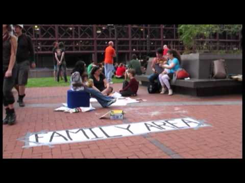 Occupation at Government Plaza, Minneapolis, MN