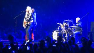 Queen & Adam Lambert - Somebody To Love @ TD Garden Boston 07/25
