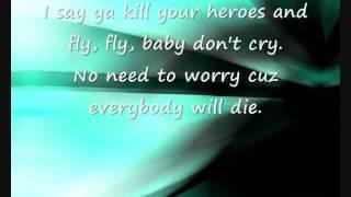 AWOLNATION- Kill Your Heroes Lyrics