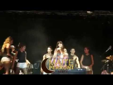 Maite Perroni - Loca ft Cali Dandee (Solo Version - Tour Love)