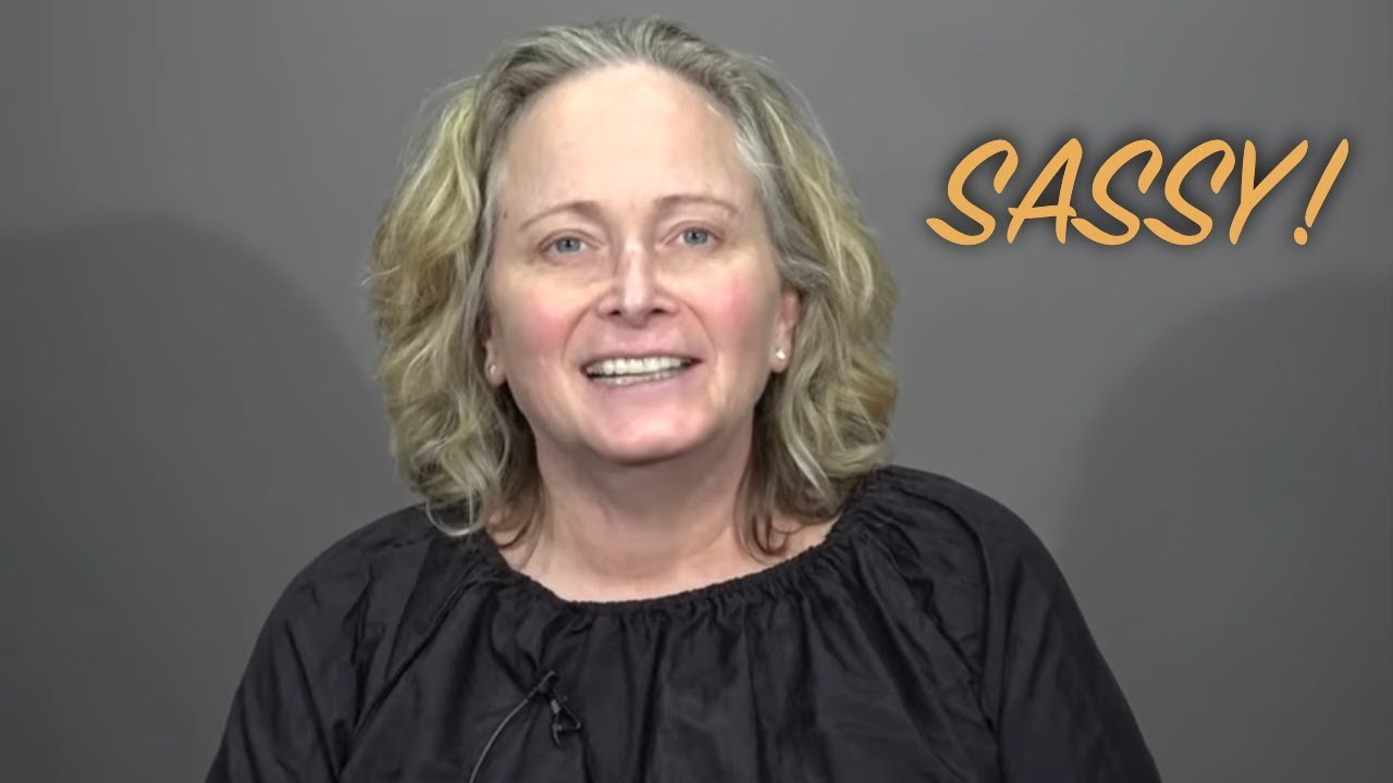 60 Year Old Gets Her Sass Back: A MAKEOVERGUY® Makeover