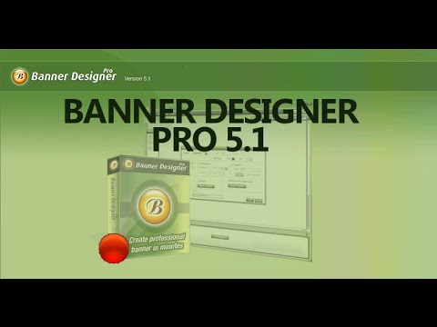 Banner Designer Pro 5.1 - review by SoftPlanet