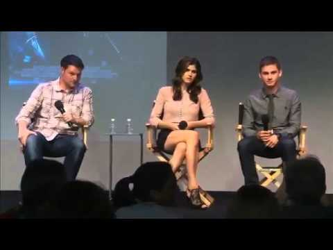 Logan Lerman & Alexandra Daddario: Percy Jackson Interview