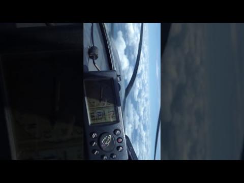 12.000 feets despues de lanzar paracadistas sobre Chascomus
