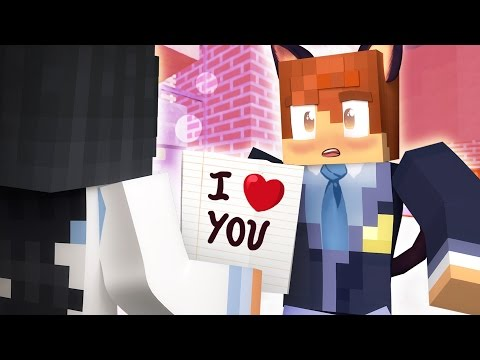 Aphmau's Love Confession | Phoenix Drop High S2 [Ep.14] | Minecraft Roleplay