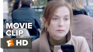 Elle Movie CLIP - A New Cycle (2016) - Isabelle Huppert Movie