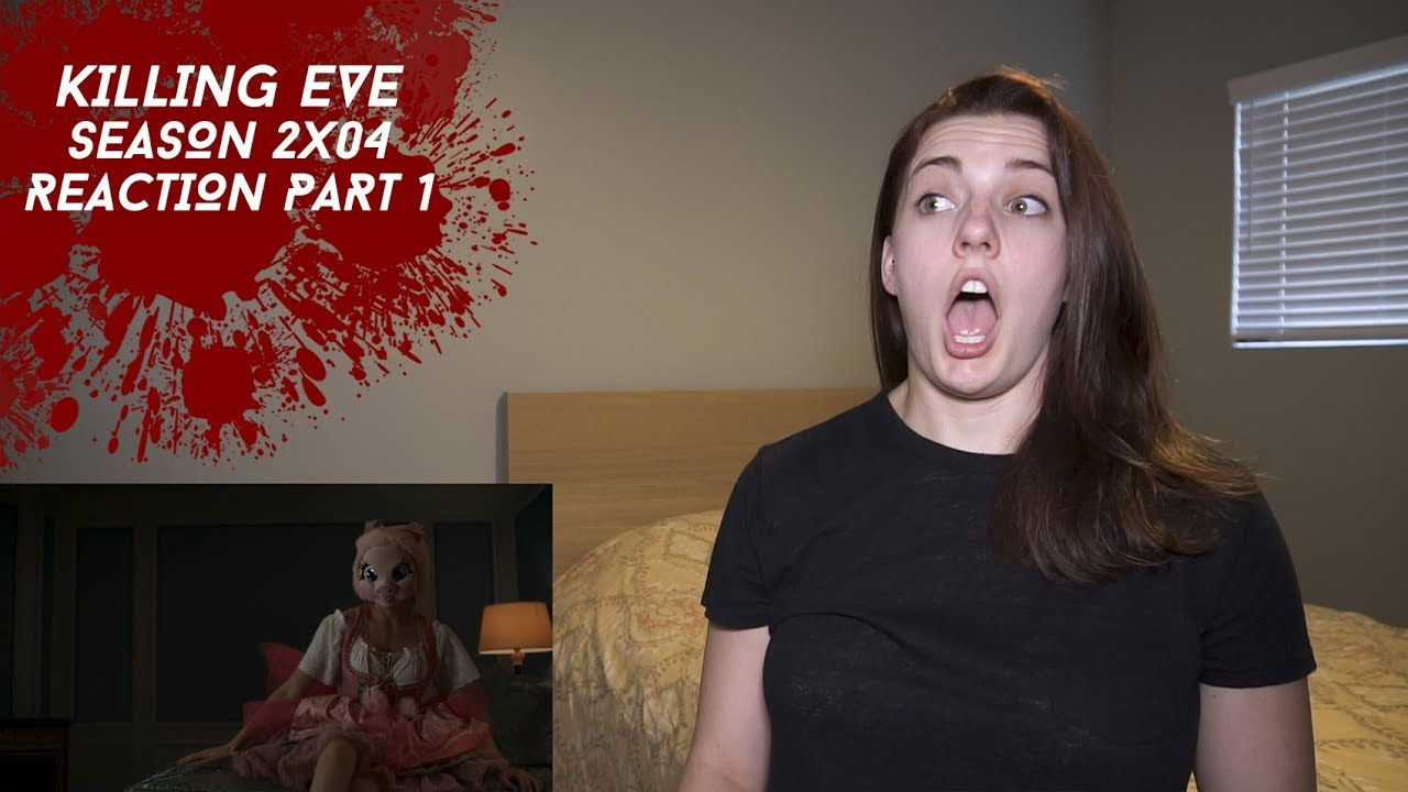 "Download Killing Eve Season 2 Episode 4 ""Desperate Times"" REACTION Part 1"