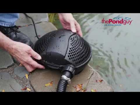 The Pond Guy® SolidFlo™ G2 Submersible Pump
