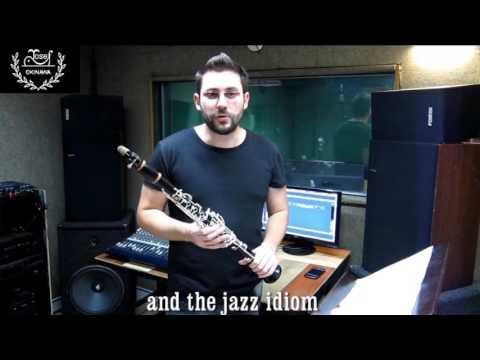 Jazz Clarinet Review by Emilio Merola - Josef Musik Okinawa