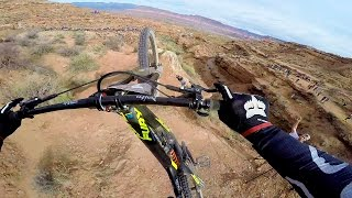 Tyler McCaul Stoked on Big Tricks and a Beefy Line from Rampage 2016 | GoPro View