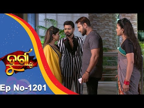 Durga | Full Ep 1201 | 13th Oct 2018 | Odia Serial - TarangTV thumbnail