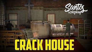 GMod: SantosRP - Crack House