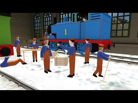The Stories of Sodor: Maintenance