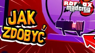 🔫 HOW TO GET A NEW WEAPON IN MAD CITY?!? | ROBLOX 🔴
