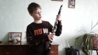 Уроки игры на кларнете