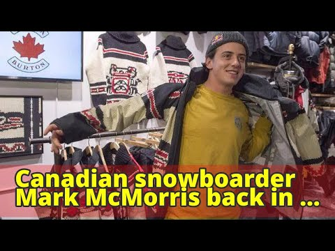 Canadian snowboarder Mark McMorris back in form after 'gnarly' crash