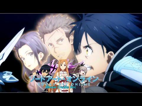 Sword Art Online Moon Cradle Episode 13 Shasta & Lipia  