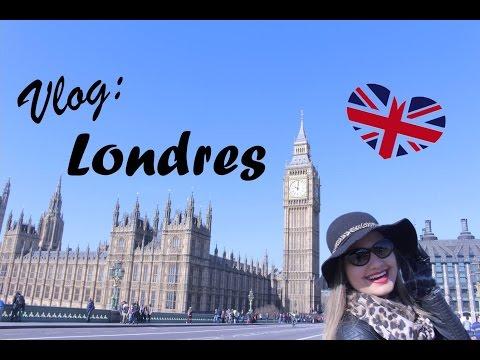 Vlog - Londres: Big Ben | London Eye | Abadia de Westminster | Hyde Park | Tower Bridge e muito mais