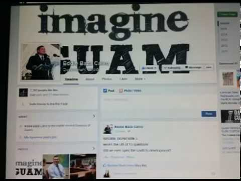 Governor Calvo needs your help on plans for future Guam