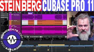 Steinberg Cubase Pro 11 - Sonic LAB