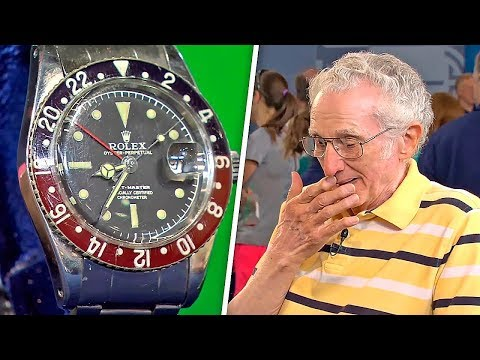 IN 1960 HE BOUGHT A WATCH AND 56 YEARS LATER HE COULDN'T BELIEVE WHAT HE HEARD!