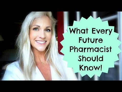 My Advice to Future Pharmacy Students | PHARMACY TALK