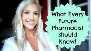 My Advice to Future Pharmacy Students | PHARMACY TALK thumbnail